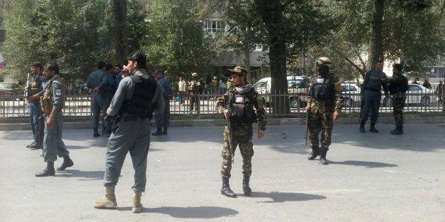 Un attentat sur un marché de musique afghan fait quatre