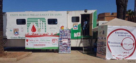 Don du sang au Maroc: Tout ce que vous avez toujours voulu