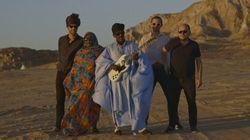 La musique Hassanie s'invite à la Fête de l'humanité à