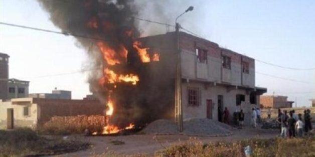 Tébessa: 3 enfants périssent dans un incendie à cause d'un barbecue à Bir El