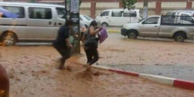 Inondations dans la wilaya de