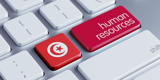 Tunisia High Resolution Human Resources