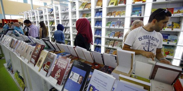 Algeria: 21th International Book Fair of Algiers (SILA) at the exhibition centre 'Palais des expositions...