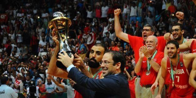 La Tunisie championne d'Afrique en basket-ball en remportant l'Afrobasket