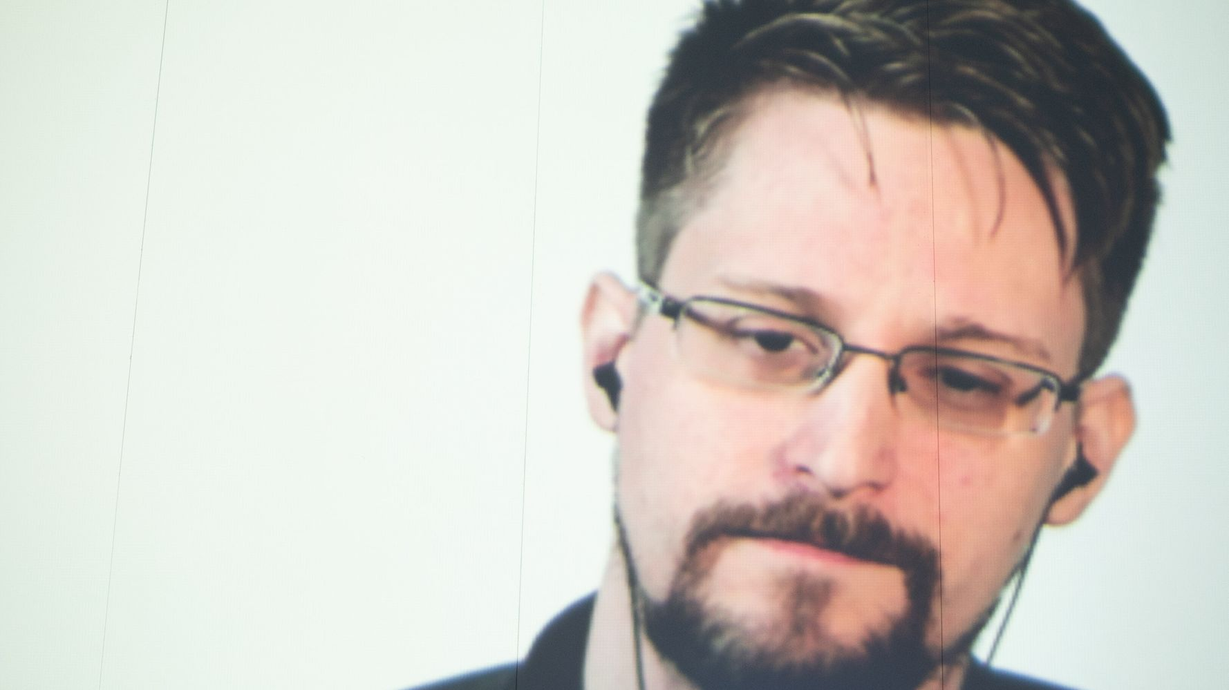 The Trump Whistleblower Scandal Is Proving Edward Snowden Right