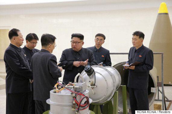 La Corée du Nord annonce avoir testé une bombe