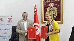 Le ministère de la Femme, de la famille et de l'enfance et l'association Lions Club International mobilisés en faveur de l'en...