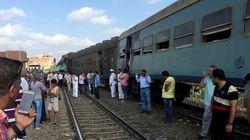 Collision de deux trains en Egypte: le bilan s'alourdit et 6 secouristes sanctionnés pour des