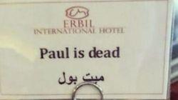 Un restaurant irakien a voulu traduire