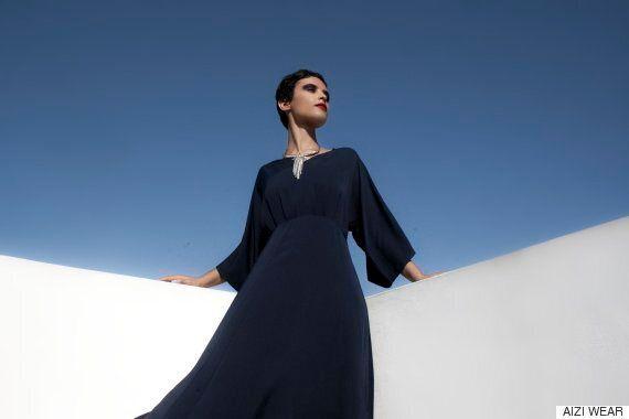AIZI, la marque marocaine qui prouve que l'art n'a pas de