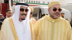 Le roi Mohammed VI rend visite au roi Salmane d'Arabie saoudite à