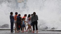 Mexique: La tempête tropicale Franklin se transforme en