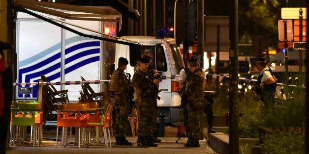 L'agression contre des militaires à Bruxelles est