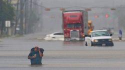 Houston sous les eaux, Trump ira mardi au Texas frappé par