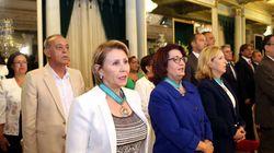 Fête de la femme: Les insignes de l'ordre de la République remis à plusieurs compétences féminines