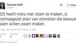 Une Néerlandaise d'origine marocaine gagne son procès après un tweet