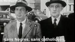 Cette vidéo de l'armée américaine date de 1943 mais reste étrangement