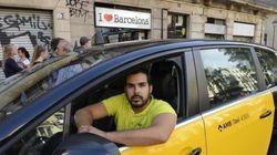 Ce qu'a fait ce chauffeur de taxi marocain pendant l'attentat de Barcelone a ému les