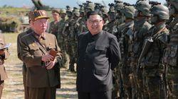 La Corée du Nord tire un missile au-dessus du