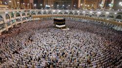 Hajj: plus de deux millions de musulmans entament les rites du