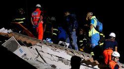 Séisme en Italie: deux femmes tuées, des enfants en vie sous les