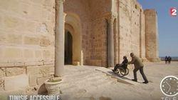 Tourisme pour personnes à mobilité réduite: France 2 donne un bon point à la Tunisie