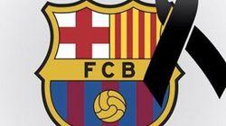 Attentat de Barcelone: Neymar et les joueurs du Barça rendent hommage à la