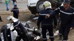 Accidents de la route: 7 morts et 23 blessés durant les dernières 24