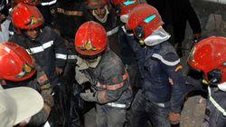 Casablanca: effondrement d'un petit immeuble menaçant ruine, un seul blessé
