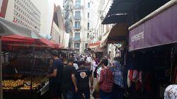 Dans les marchés d'Alger, les prix flambent toujours la veille de l'Aïd El