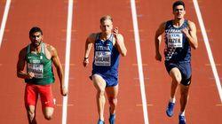 Mondiaux 2017- Décathlon : l'Algérien Larbi Bourrada 8è après le 100