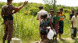 Plus de 18.000 Rohingyas ont fui les violences en Birmanie depuis