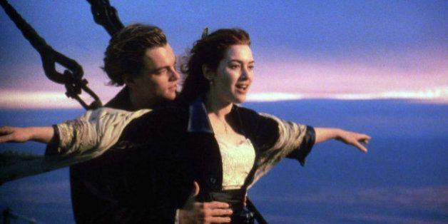 Leonardo DiCaprio et Kate Winslet sont devenus inséparables depuis le tournage