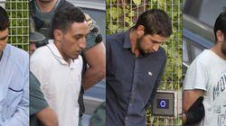Attentats en Catalogne: deux suspects écroués, un troisième laissé