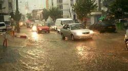 Prévention du risque d'inondations en prévision des premiers orages de fin
