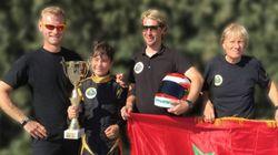 Préparation au championnat du monde junior de karting: Le Marocain Zanfari 2e en