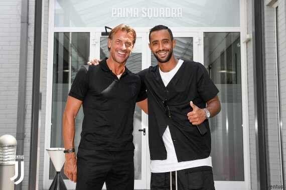 Juventus: Hervé Renard rend visite à Mehdi