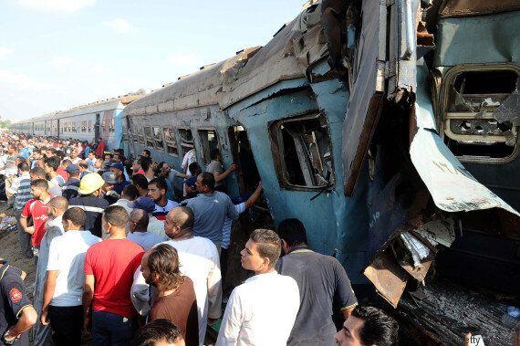 Des secouristes égyptiens sanctionnés pour des selfies sur les lieux d'une catastrophe
