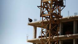 Décès d'un travailleur Nord-coréen suite à une chute dans un chantier à
