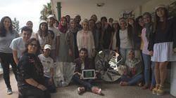 Au Maroc, Greenpeace transmet les bases de la cuisine à l'énergie