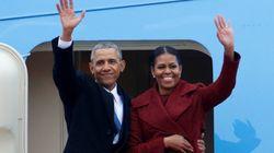 Quand Barack et Michelle Obama ne peuvent pas venir à votre mariage, ils vous envoient une