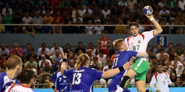 Mondial de handball (U-21): l'Algérie s'incline face à l'Islande