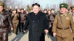 Kim Jong-Un après le nouveau tir de missile balistique: