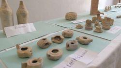 Trafic du patrimoine archéologique: Une centaine de pièces saisies depuis le début de l'année à