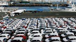 Forte baisse des importations des véhicules de tourisme au 1er semestre