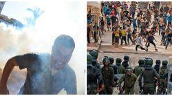 Al Hoceima: 72 blessés parmi les forces de l'ordre, 11 côté