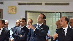 Pour Youssef Chahed, le départ simultané de 15 incendies laisse penser à un acte criminel