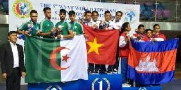 Vovinam viet vo dao : l'Algérie vice-championne du