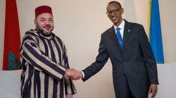 Le roi Mohammed VI félicite Paul Kagame suite à sa réélection à la présidence du