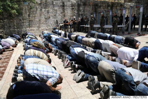 Trois Palestiniens et trois Israéliens tués à Jérusalem et en Cisjordanie après la prière du